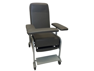 Recliner With its plush upholstered seat and back, our VM5000 Series Recliner offers the utmost comfort to your patients. Visit Custom Comfort Medtek today!