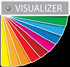 Custom Comfort Color Visualizer