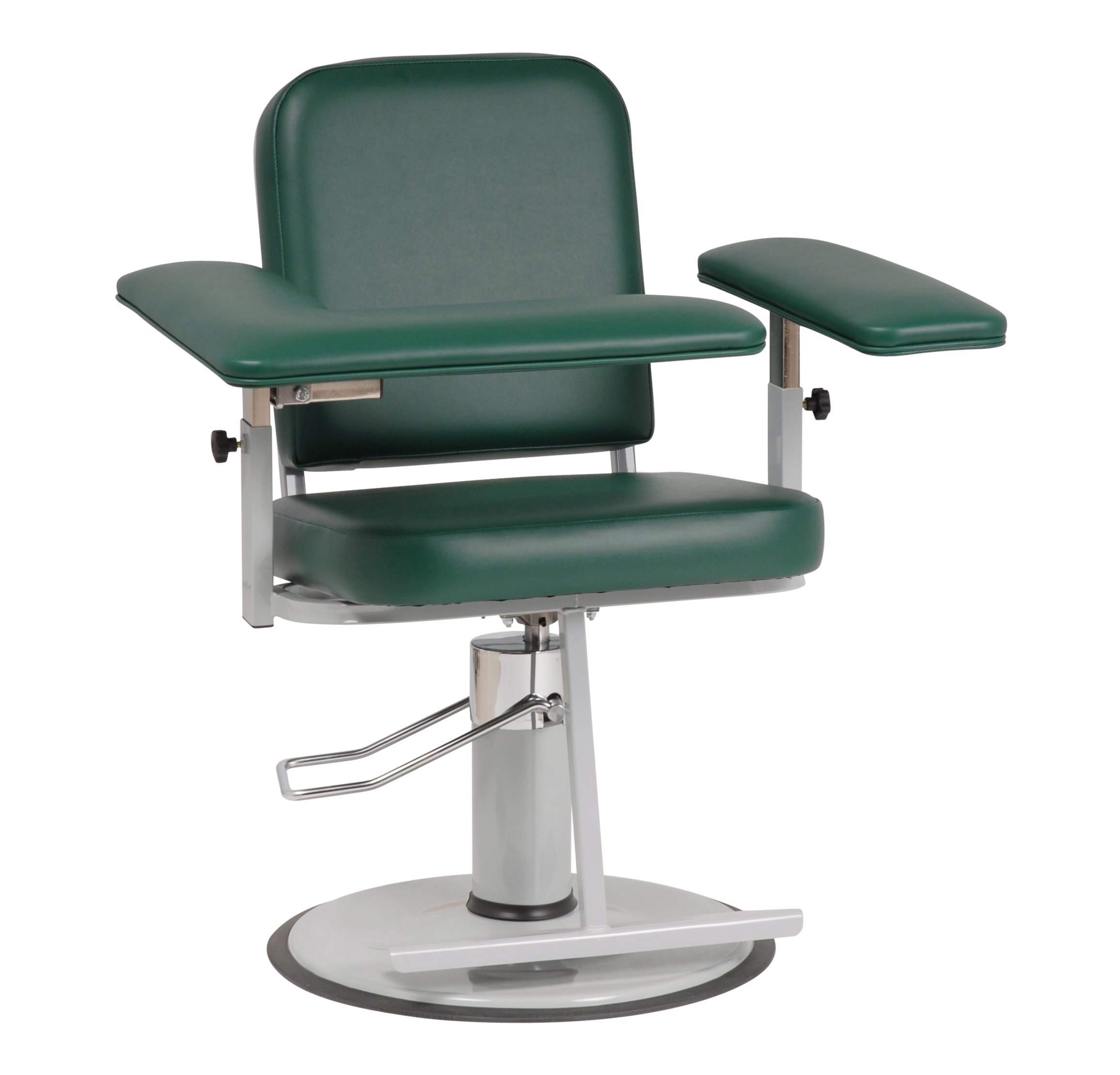 Adjustable Height Blood Draw Chairs