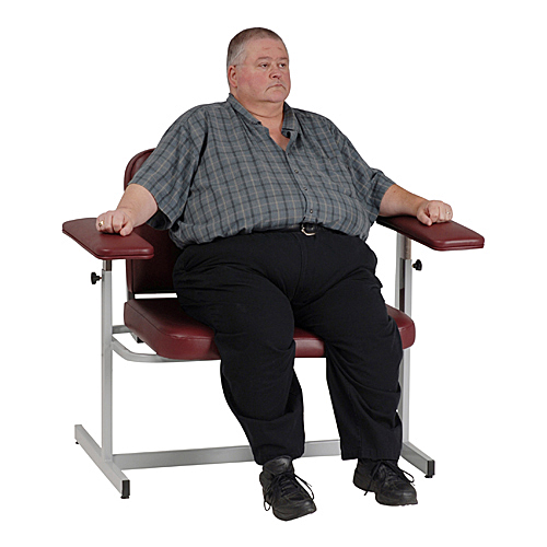 Bariatric Blood Draw Chairs