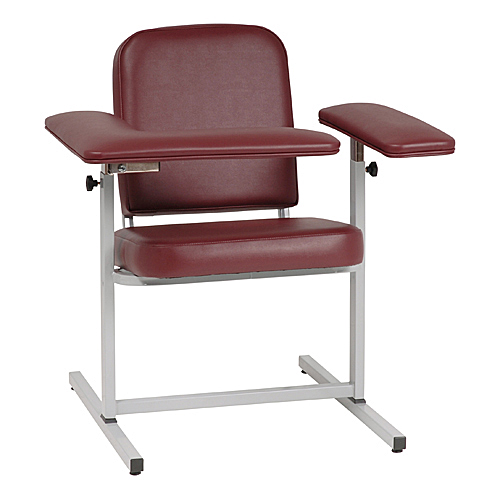 Fully Upholstered Blood Draw Chairs