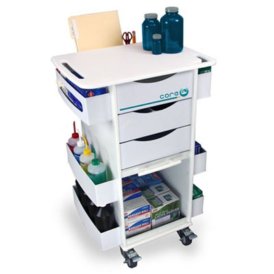 Advanced Medical Storage Carts