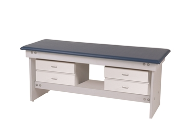 Bariatric Exam Table  with 4 Drawers