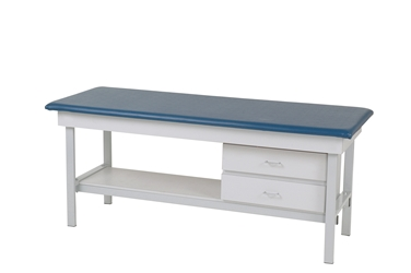 Exam Table with 2 Drawers