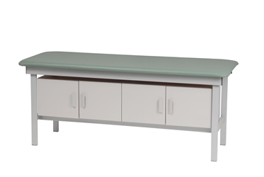 Exam Table with Cabinet