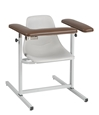 Narrow Standard Height Blood Draw Chair