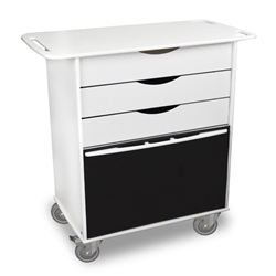 Extra Wide Storage Cart
