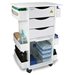 MRI Core DX Lab Cart - 51728-SC