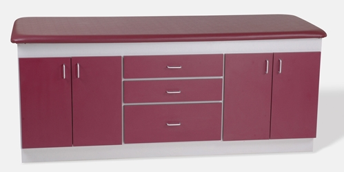 Exam Table Cabinet 8070