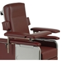 "1508 Auxilary ""L"" Arms medical relining chair, relining chair auxilary arms."