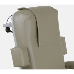 1508 Head Cover medical relining chair, relining chair head cover, relining chair head covers.