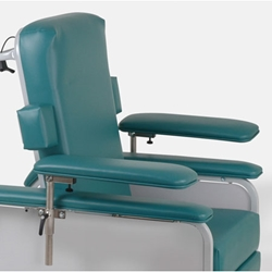 1508 Auxilary Straight Arms medical relining chair, relining chair auxilary straight arms.
