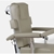 1556 Head Cover medical relining chair, reclining chair head cover, reclining chair head covers.