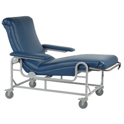 Bariatric Donor Bed Your patients and staff will appreciate the heavy duty features of the new KK2000, our largest mobile lounge donor chair. Shop Custom Comfort Medtek today!