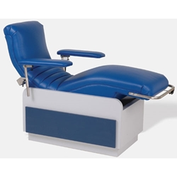Bariatric Donor Bed Our bariatric donor beds offer full body support and a reclining feature. Shop Custom Comfort Medtek, your ideal source for all medical chairs and supplies.
