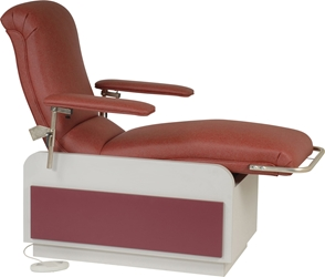 Power Height Adjustable Donor Lounge