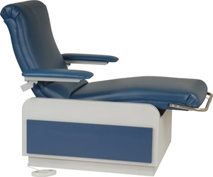 Power Height Adjustable Bariatric Donor Lounge