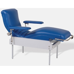 Bariatric Donor Bed Our Bariatric Donor Bed offers patients comfort and ease with its upholstered lounge and reclining feature. Click here now to view our whole selection!