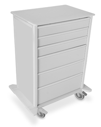 Modular Extra Wide Drawer Cart