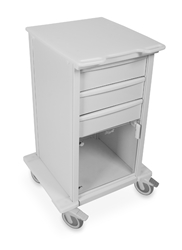 Modular Slim, Space Saving Cart