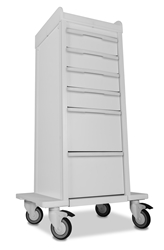 Modular Extra Tall Cart medical cart, extra tall medical cart, modular medical cart, extra tall modular medical cart