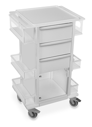Modular All Purpose Storage Cart