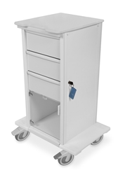 Modular Tall Space Saving Cart