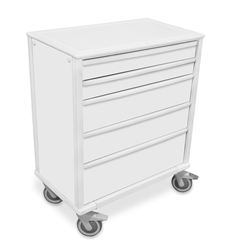 Modular Wide Storage Cart